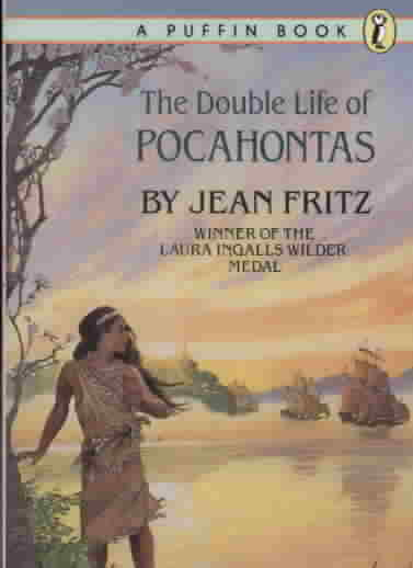 The Double Life of Pocahontas By Fritz, Jean